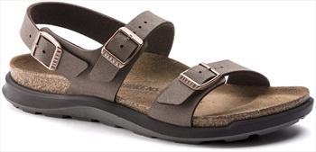 Birkenstock Sonora CT Birko-Flor Nubuck Women's Sandal, UK 8 Mocha