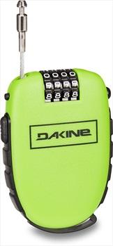 Dakine Cool Lock Snowboard Cable Security Lock Green