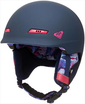 Roxy Angie Women's Ski/Snowboard Helmet, L Medieval Blue Cloudy Day