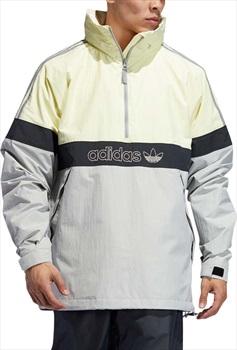 Adidas BB Snowbreaker Ski/Snowboard Jacket, S Haze Yellow/Stone/Carbon