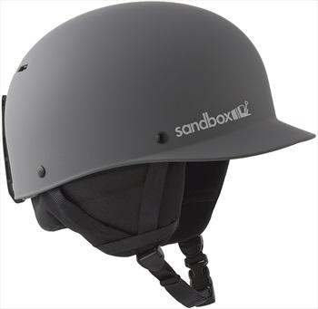 Sandbox Classic 2.0 Snow Ski/Snowboard Helmet S Matte Grey