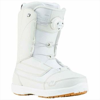 K2 Sapera BOA Women's Snowboard Boots, UK 5 White 2020