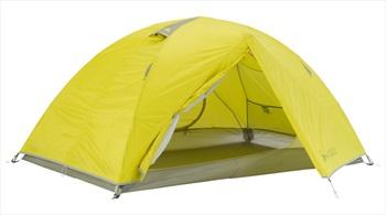 Macpac Duolight Ultralight Hiking Tent, 2 Person Yellow