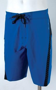 """Liquid Force Stealth Board Shorts, S-M 32"""" / 81cm Waist Blue"""