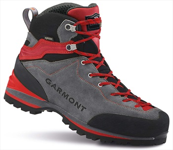 Garmont Ascent GTX Men's Hiking Boots, UK 8.5 Grey/Red
