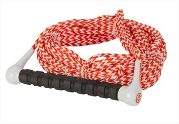 O'Brien Waterski Handle Rope Combo, 1 Section Orang White 2019