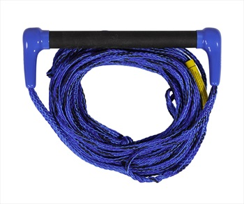 Jobe Transfer Water Ski Rope and Handle Combo, 60ft Blue 2020