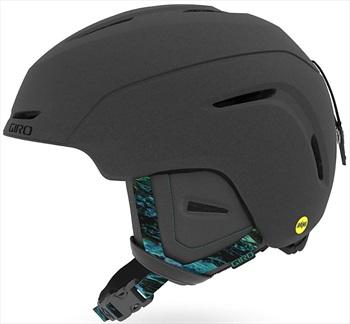 Giro Womens Avera Women's Snowboard/Ski Helmet, S Matte Graphite/Rockpool