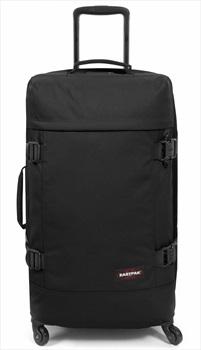 Eastpak Trans4 M Wheeled Bag/Suitcase, 68L Black