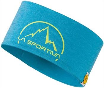 La Sportiva Artis Headband Ski Tour/Winter Running, L/XL Tropic Blue