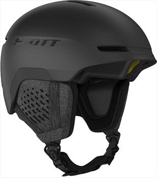 Scott Track Plus Ski/Snowboard Helmet, S Black