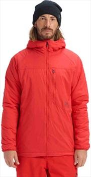 Burton [ak] FZ Insulator Technical Jacket, M Flame Scarlet