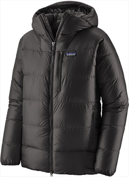 Patagonia Fitz Roy Down Insulated Parka, L Black