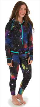 Airblaster Womens Classic Ninja Thermal Base Layer, S Far Out