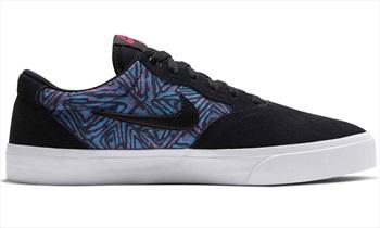 Nike SB Chron Solarsoft Men's Skate Shoes UK 7 Black/Laser Blue
