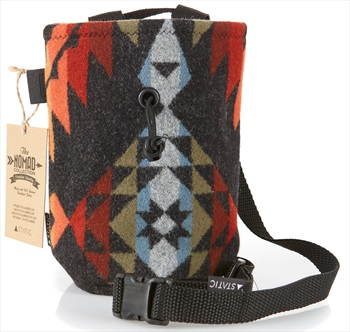 Static Nomad Rock Climbing Chalk Bag: Sequoia Dreams
