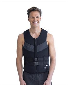 Jobe Men's Neoprene Buoyancy Vest, X Large+ Black 2020