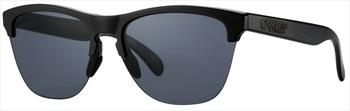 Oakley Frogskins Lite Grey Sunglasses, Matte Black