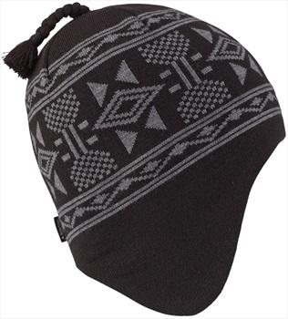 Burton Smithwind Ear Flap Ski/Snowboard Beanie, One Size True Black