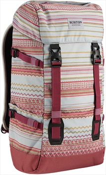 Burton Tinder 2.0 Backpack Rucksack, 30L Aqua Grey Revel Print