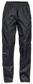 Marmot PreCip Full Zip Pant Women's Climbing Trousers S Black