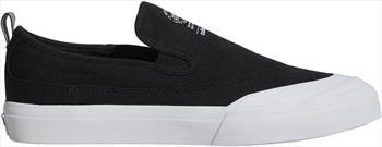 Adidas Matchcourt Slip-On Men's Skate Shoes, UK 10.5 Black/White