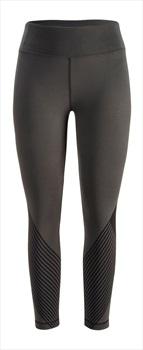 Black Diamond Equinox Capris Stretch Leggings, XS Slate