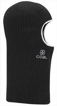 Coal The Knit Clava Ski/Snowboard Balaclava, One Size Black 2020