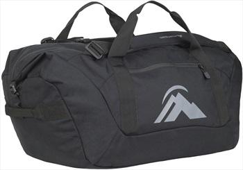 Macpac Duffel Carry Travel Pack, 80L Black