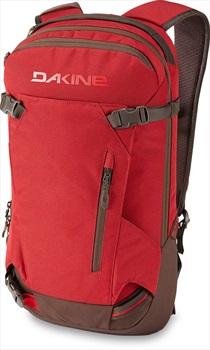 Dakine Heli Pack Snowboard/Ski Backpack, 12L Deep Red