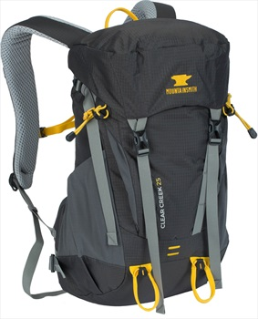 Mountainsmith Clear Creek 25 Hiking Backpack, 25L Anvil Grey