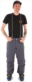 Haglofs Line 2L Ski/Snowboard Pants, M Dense Blue