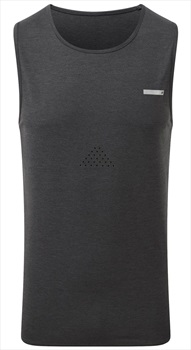 Tribe Sports Tech Tank Running Vest, M Grey Mountain