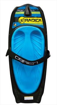 O'Brien Radica Roto Moulded Kneeboard, Blue Black