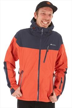 Skogstad Adult Unisex Kirkestinden Waterproof Jacket, XL Chilli