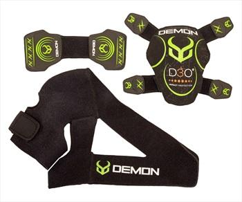 Demon X D3O Shoulder Brace Ski/Snowboard Support XXL Black