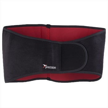 Precision Neoprene Back Support One Size Black