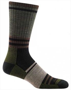 Darn Tough Spur Boot Light Cushion Hiking Socks, M Fatigue