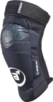 Amplifi Havok Ski/Snowboard Protection Knee Pads, Large Black