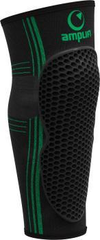 Amplifi MKX Ski/Snowboard Protection Elbow Pads, L Black