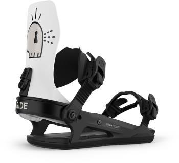 Ride C-6 Snowboard Bindings, M Trouble 2021