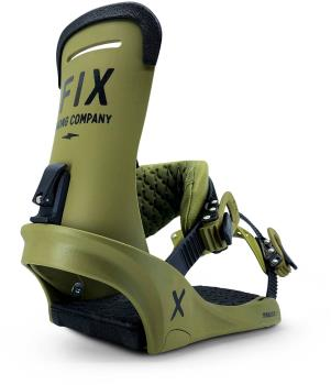 Fix Truce Snowboard Bindings Medium Army 2021