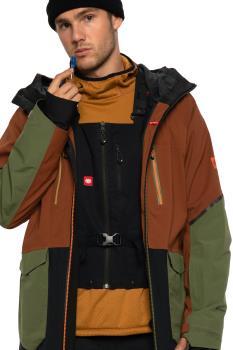 686 Hydrastash SMARTY Snowboard/Ski Hydration Vest, M Assorted