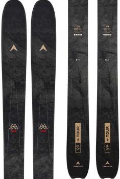 Dynastar M-Tour 99 Ski Only Skis, 162cm Black/Red 2021