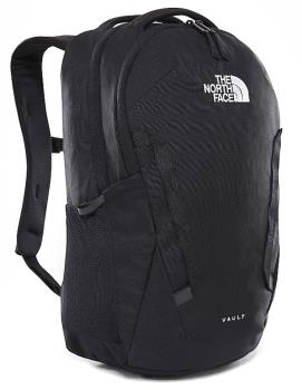 The North Face Adult Unisex Vault Backpack/Day Pack, 26l Tnf Black