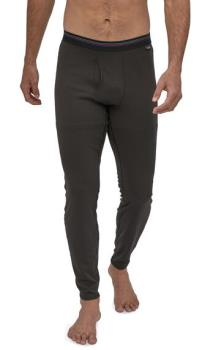 Patagonia Capilene Midweight Men's Thermal Bottoms M Black