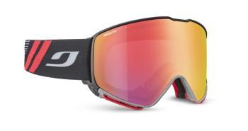 Julbo Quickshift 4S Reactiv Red Snowboard/Ski Goggles L Black/Red 2021