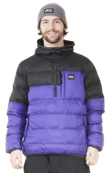 Picture Atlantis Insulated Pullover Jacket, M Purple/Black