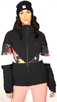 Protest Babe Women's Ski/Snowboard Jacket, S / UK 8 True Black