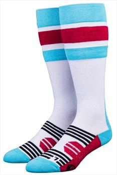 Stinky Adult Unisex Snowboarding Snowboard/Ski Socks, L-XL Stripe